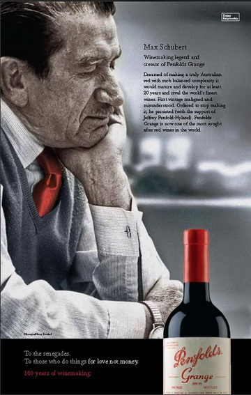 Max Schubert, Ray Beckwith and the Making of Penfolds